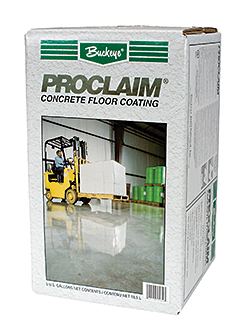 Proclaim 18.9L Floor Finish