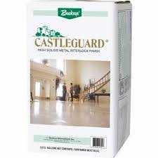 Castleguard 18.9L Floor Sealer & Finish