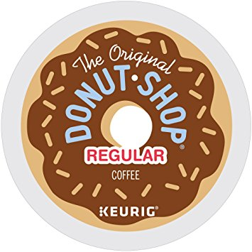 Donut Shop Coffee Collection Kcup (BROWN BOX) 24/Box