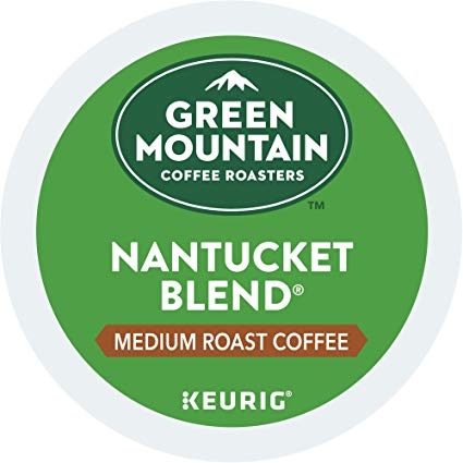 Green Mountain Nantucket Blend KCup 24/Box