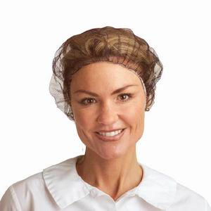 Hair Net Brown 100/Box