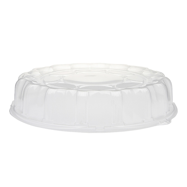 "Catering Tray Round Lid 16""  50/Case"