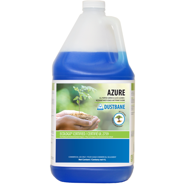 Azure Ecologo Certified 4L Glass/Window Cleaner