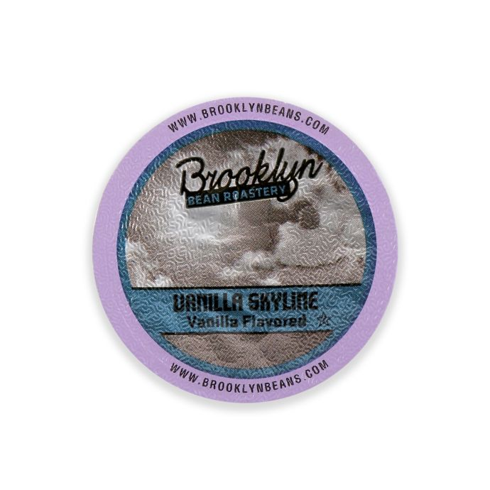Brooklyn Bean Roastry Vanilla Skyline 24/Box