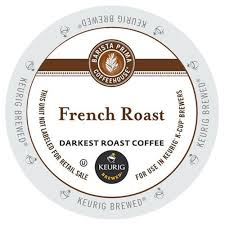 Barista Prima French Roast K Cup 24/Box
