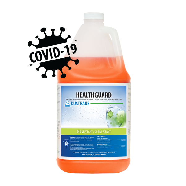 Healthguard One-Step Cleaner  Disinfectant & Deodorant (DIN