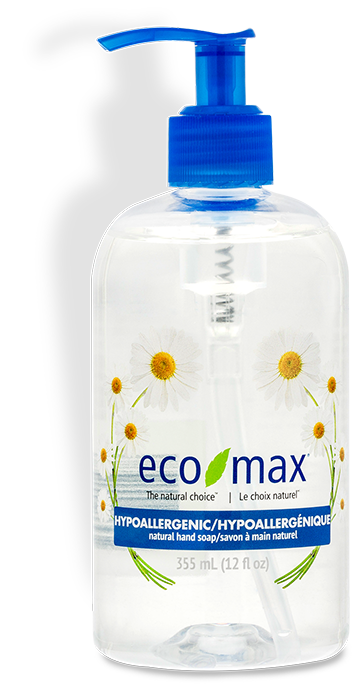 Eco Max Natural Hypoallergenic Hand Soap 355ml