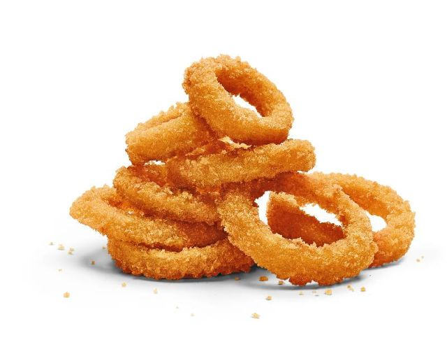 McCain Beef Eater Onion Rings Battered 4kg