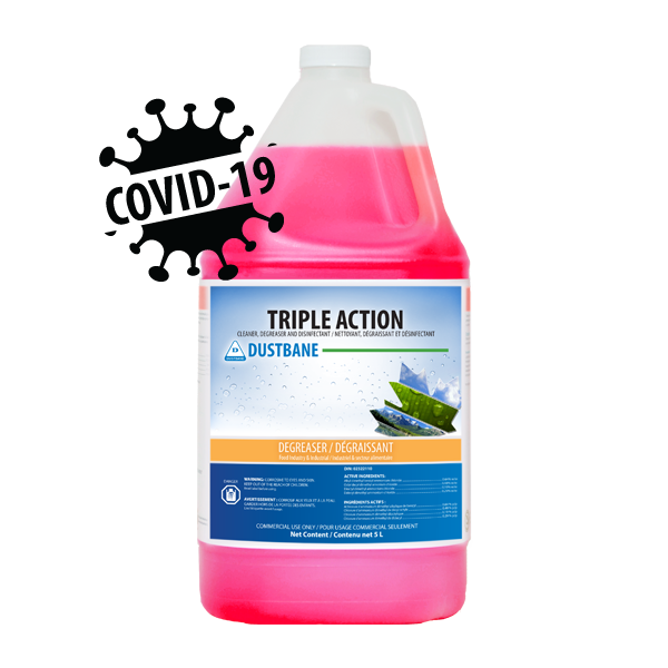 Triple Action 5L Degreaser/Disinfectant