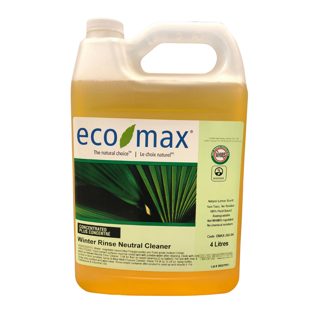 Eco Max Winter/Summer Rinse  Neutral
